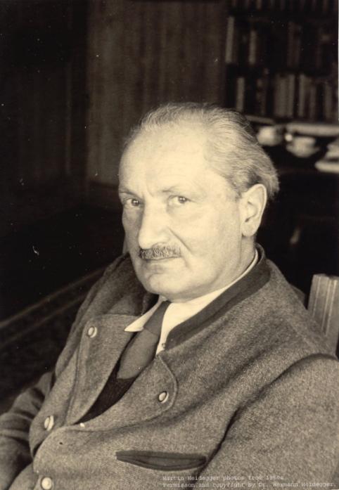 Heidegger1950