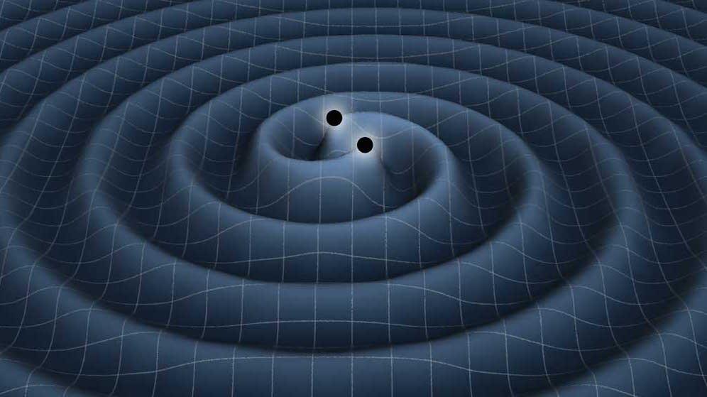 Ondes gravitationnelles
