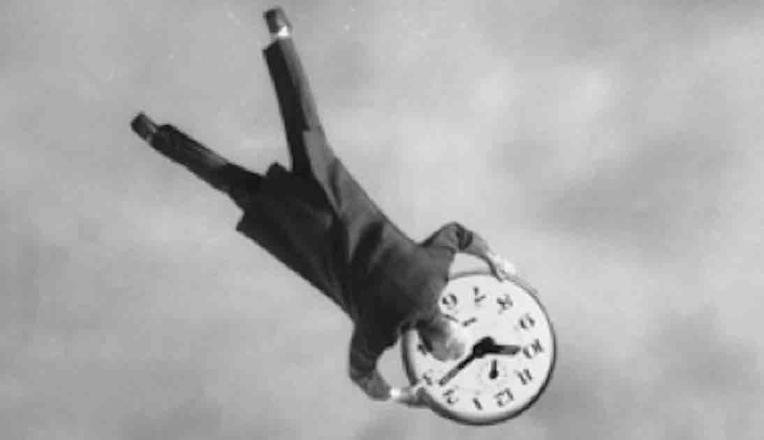 Homme-montre – copie pas lourd