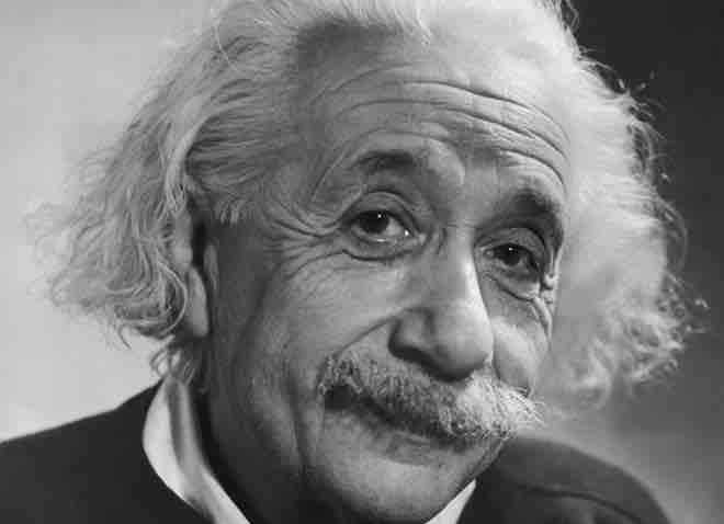 Einsteinmenu – copie pas lourd